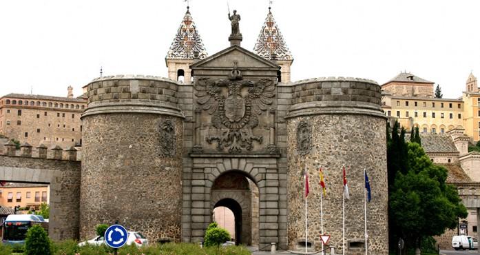 Toledo Puerta de Bisagra